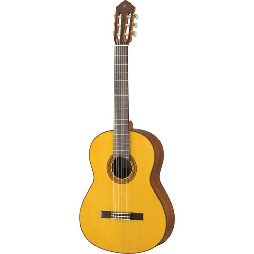 Yamaha CG162S Nylon-String Classical Guitar (Spruce Top) CG162S