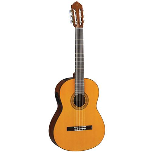 Yamaha CGX102 Nylon-String Acoustic/Electric Classical CGX102
