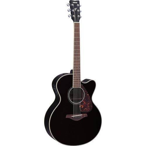Yamaha FJX720SC Solid Top Medium-Jumbo FJX720SC BL