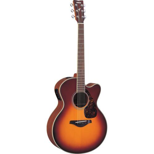 Yamaha FJX720SC Solid Top Medium-Jumbo FJX720SC BS
