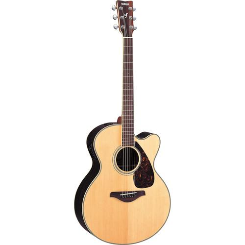 Yamaha FJX730SC Acoustic/Electric Solid-Top Cutaway FJX730SC