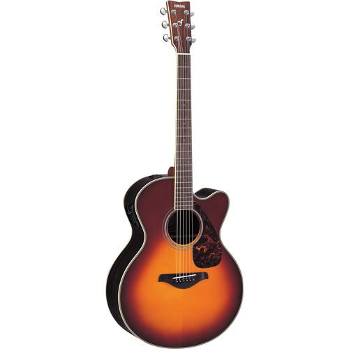 Yamaha FJX730SC Acoustic/Electric Solid-Top Cutaway FJX730SC BS