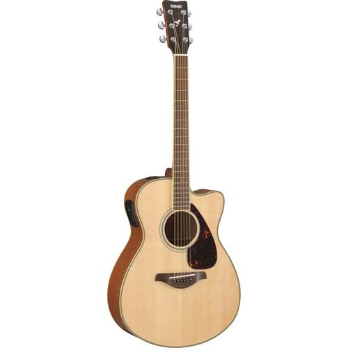 Yamaha FSX720SC Acoustic/Electric Solid-Top Cutaway FSX720SC