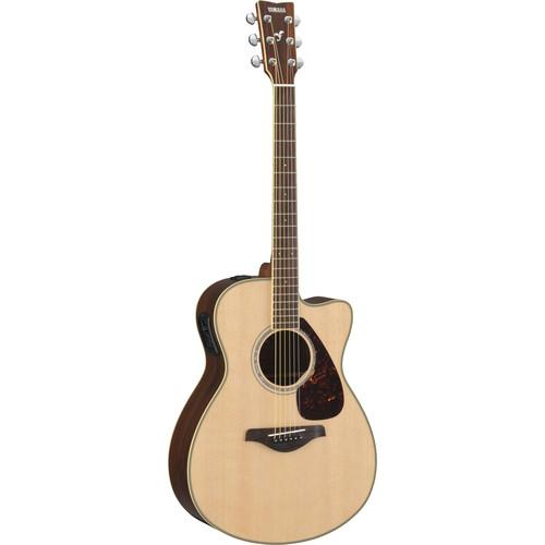 Yamaha FSX730SC Acoustic/Electric Solid-Top Cutaway FSX730SC