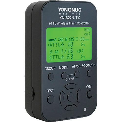 Yongnuo YN-622N-TX i-TTL Wireless Flash Controller YN-622N-TX