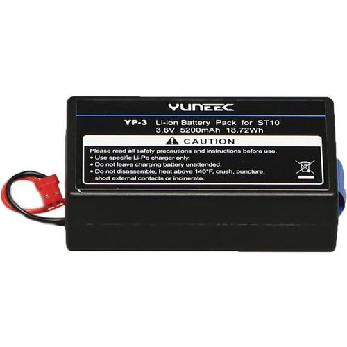 YUNEEC 5200mAh 1S LiPo Battery for ST10 Personal YUNST10100