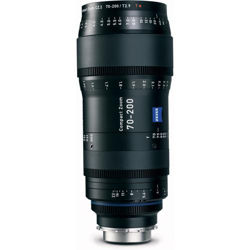 Zeiss 70-200mm T2.9 Compact Zoom CZ.2 Lens (F Mount) 1984-035