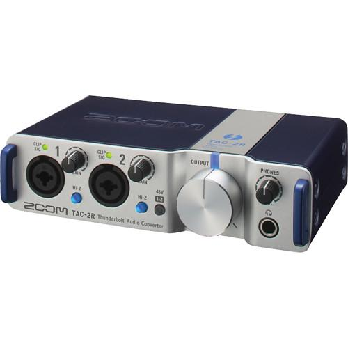 Zoom  TAC-2R - Thunderbolt Audio Interface ZTAC2R