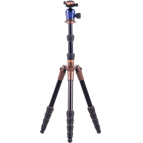 3 Legged Thing Evolution 3 Pro Roger Aluminum Tripod E3ROGERBL