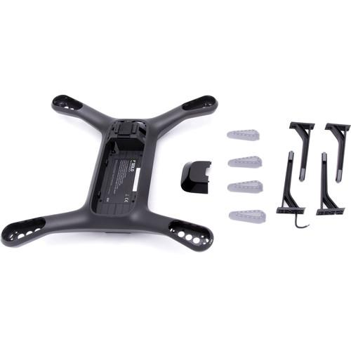 3DR Replacement Body Shell for Solo Quadcopter SC11A
