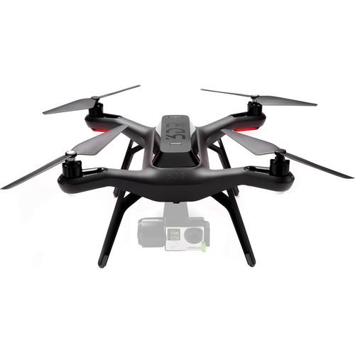 3DR Solo Quadcopter with 3-Axis Gimbal, Spare Battery, Spare