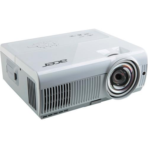 Acer S1283Hne 3100-Lumen XGA Short-Throw DLP 3D MR.JK111.00C