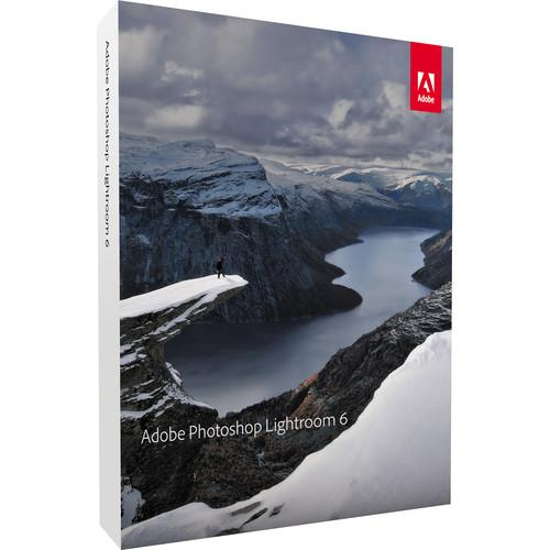 Adobe  Photoshop Lightroom 6 (DVD) 65237578