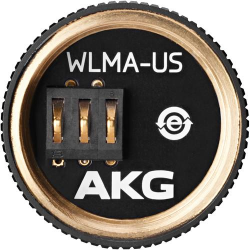 AKG WLMA-US Third Party Adapter for Shure Wireless 3009Z00140