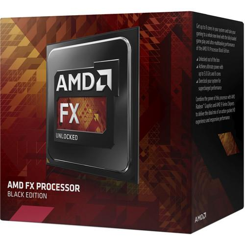AMD 8-Core FX 8370 4.0 GHz Processor FD8370FRHKBOX