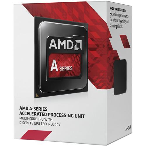 AMD A10-7800 3.5 GHz Quad-Core FM2  Processor AD7800YBJABOX