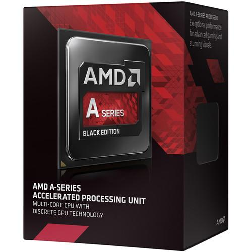 AMD Athlon X4 Quad-Core 860K 3.7 GHz Desktop AD860KXBJABOX