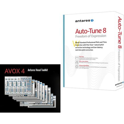 Antares Audio Technologies Auto-Tune Vocal Studio Native 36007E