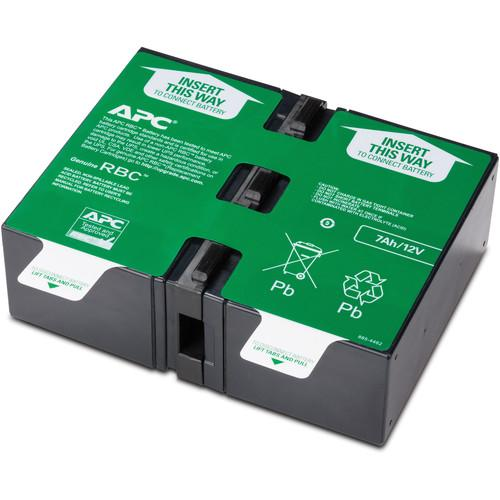 APC  Replacement Battery Cartridge #123 APCRBC123