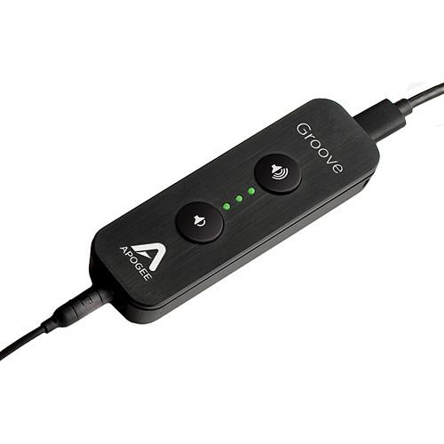Apogee Electronics Groove - 24-Bit 192 kHz USB DAC and GROOVE