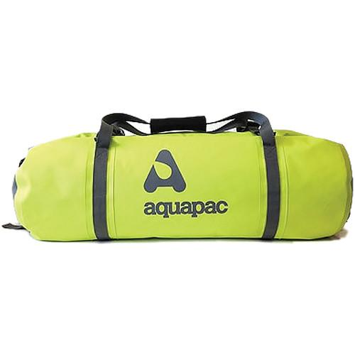 Aquapac 40L TrailProof Duffel (Acid Green / Cool Gray) AQUA-721
