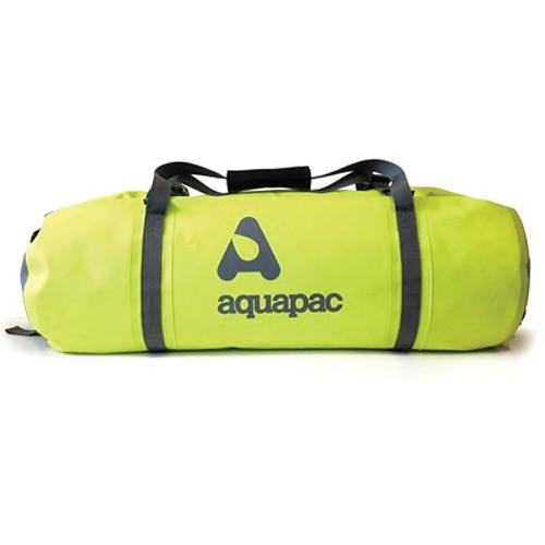 Aquapac 70L TrailProof Duffel (Acid Green / Cool Gray) AQUA-723