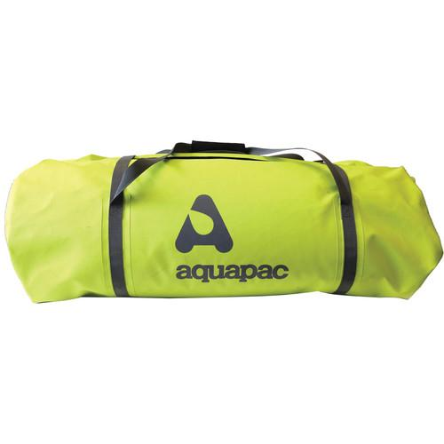 Aquapac 90L TrailProof Duffel (Acid Green / Cool Gray) AQUA-725
