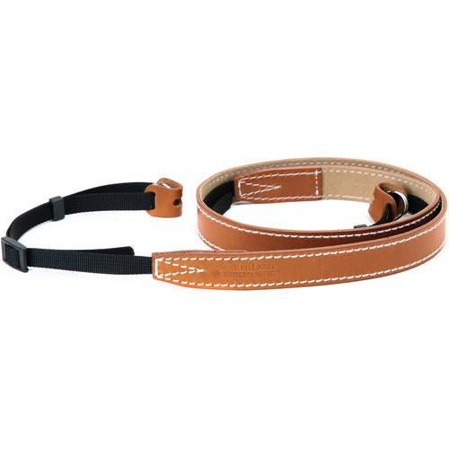 Artisan & Artist RDS-LT100 Leather Camera Strap RDS LT-100CML