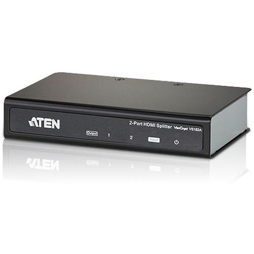 ATEN  2-Port HDMI Splitter VS182A