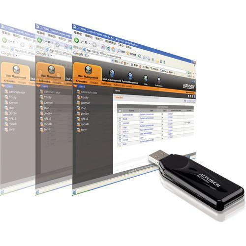 ATEN CC2000 Management Software with Lite Plus Pack CC2000-LS