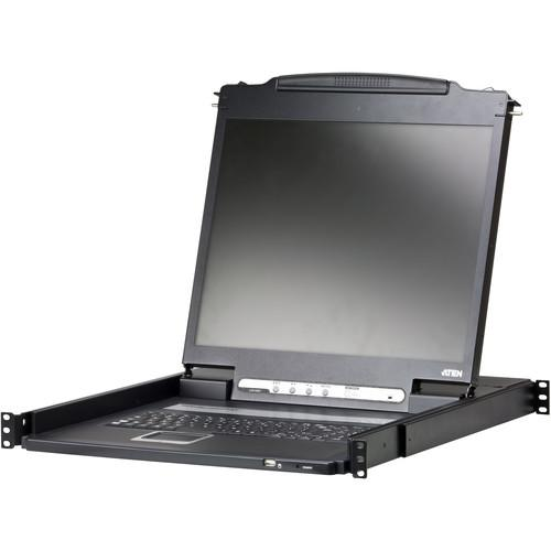 ATEN CL3000N Lightweight PS/2-USB LCD Console CL3000N