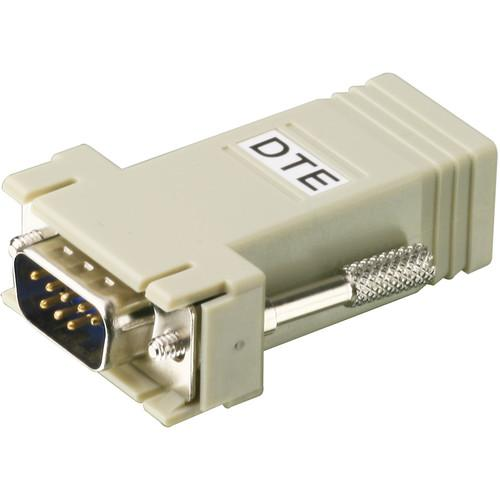 ATEN RJ-45 (Female) to DB9 (Male) DTE to DTE Interface SA0145