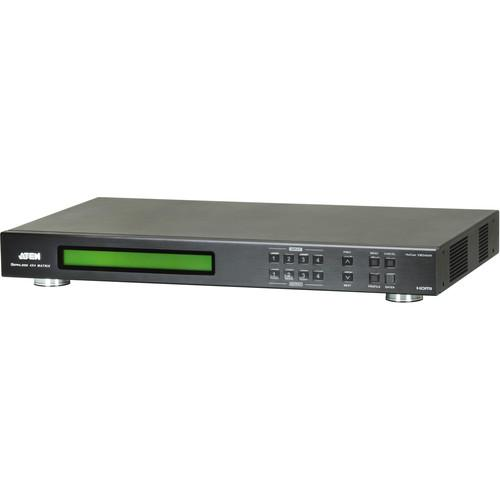 ATEN VM5404H 4x4 HDMI Matrix Switch with Scaler VM5404H