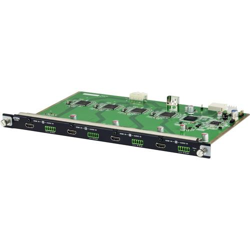 ATEN  VM7804 4-Port HDMI Input Board VM7804