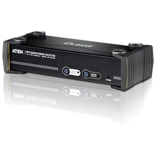 ATEN VS1508T 8Port Cat5 Audio/Video Splitter VS1508T