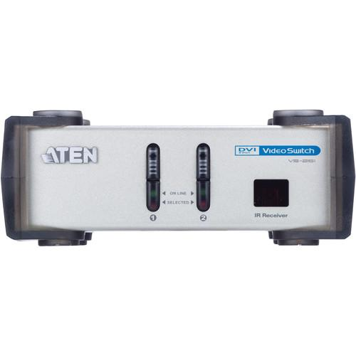 ATEN  VS261 2-Port DVI Video Switch VS261