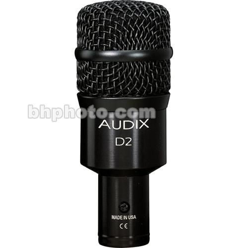 Audix  Three Drum Microphone & Cable Kit