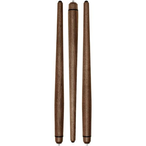 B & O Play Walnut Legs for B & O Play A9 Speaker 1210762