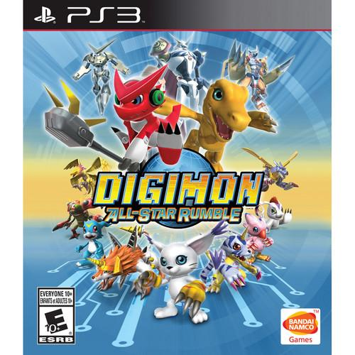 BANDAI NAMCO  Digimon All-Star Rumble (PS3) 11140