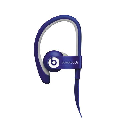 Beats by Dr. Dre Powerbeats2 Wired Earbuds (Blue) MHCU2AM/A