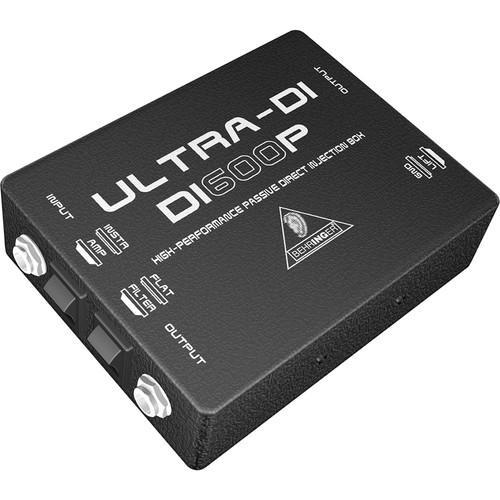 Behringer  DI600P Direct Injection Box DI600P