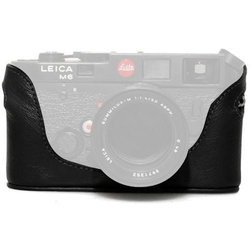 Black Label Bag Half Case for Leica M4, M6, M7, or MP BLB302BLK