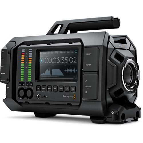 Blackmagic Design URSA 4.6K Digital Cinema CINECAMURSAB46K/EF