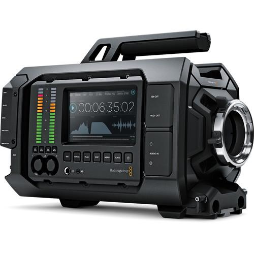 Blackmagic Design URSA 4.6K Digital Cinema CINECAMURSAB46K/PL