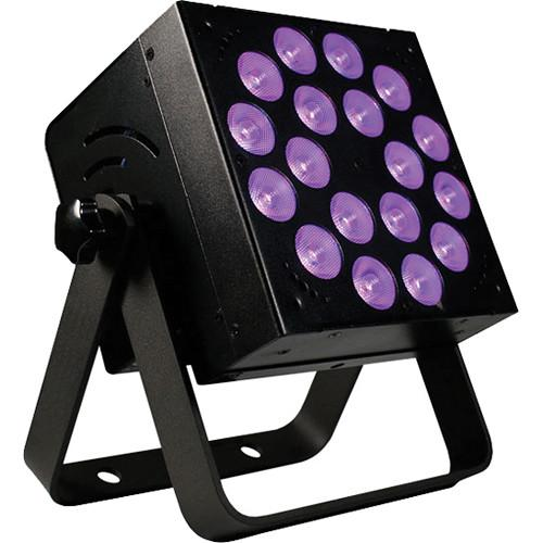 Blizzard Lighting RokBox RGBW Color Wash LED Fixture ROKBOX