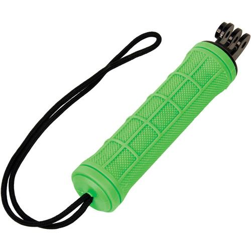 Bower Xtreme Action Series Handgrip for GoPro (Green) XAS-HGG