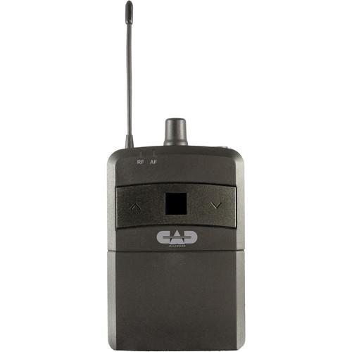 CAD Bodypack For Stagepass IEM Wireless System IEMBP BODYPACK