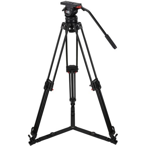 Camgear V10 AL Fluid Head and Tripod Kit (100mm) V10 AL KIT