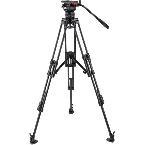 Camgear V12 CF MLS100 Fluid Head and Tripod Kit V12 CF -MLS100