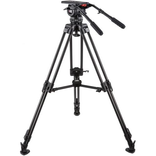 Camgear V25P EFP MLS100 Fluid Head and Tripod V25P EFP-MLS100